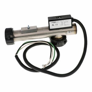Heater Assembly L-Style, Titanium, 3.6kW