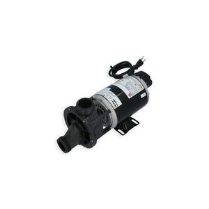 "Bath Pump Complete 1.0HP, 115V, 1-Spd, 12.0A, 1-1/2""MBT Center Discharge, w/Air Switch"