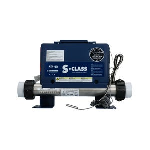 S-Class Electronic Control System 1.0/4.0kW, Pump1, Pump2 (1 Spd), Blower