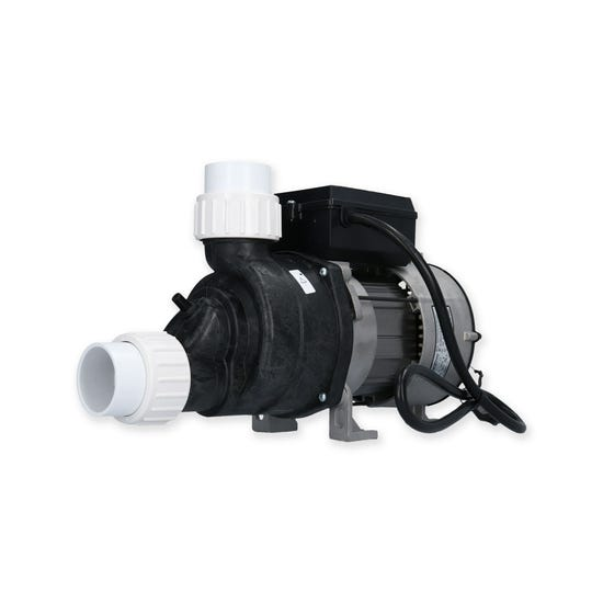 "Bath Pump Complete 1.0HP, CD, 1-Speed, 115V, 9.0A, 1-1/2""MBT, w/Air Switch, 3' NEMA Cord & Unions"