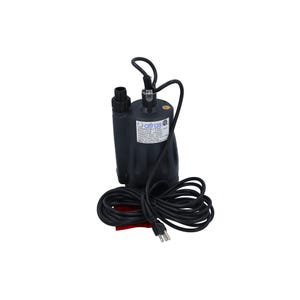 Submersible Circulation Pump 0.06HP, 115V, 60Hz