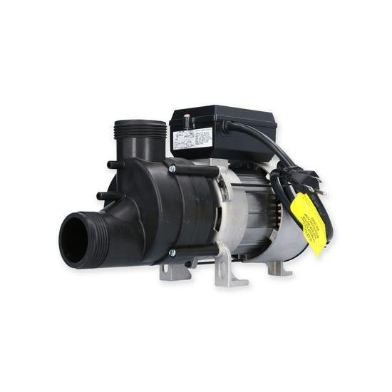 "Bath Pump Complete Front/Top, 1.0HP, 115V, 9.0A, 1-1/2""MBT w/Air Switch & NEMA Cord"