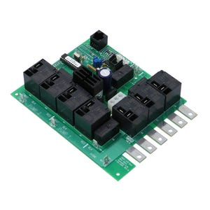 LX-15 Circuit Board LX-15, Rev1.31, Pre2001