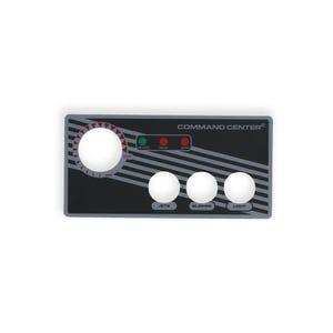 Keypad Overlay 3-Button, No Display, For CC3-120-10-I-00