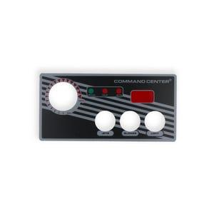 Keypad Overlay 3-Button w/Display, For CC3D-120-10-I00 & 230V Version