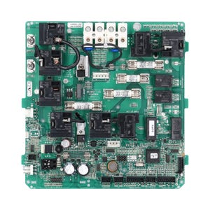 MP Circuit Board MSPA To MP, w/Transformer,Temperature & Hi-Limit Sensors
