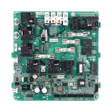 MP Circuit Board MSPA To MP, w/Transformer,Temperature & Hi-Limit Sensors