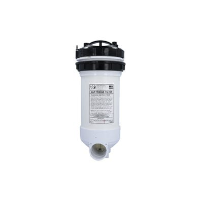 """Top Load Filter Top Load, 50 Sq Ft, 2""""Slip w/ By-Pass Valve,"""