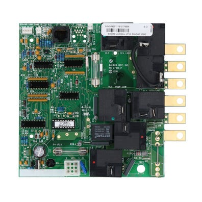 H716 Circuit Board Duplex Digital, 8 Pin Phone Cable