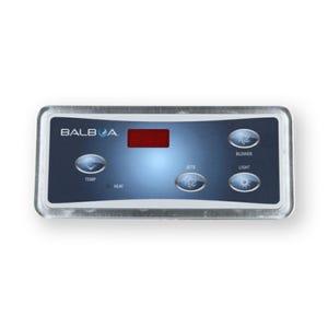 VL404 Electronic Keypad 4-Button, LED, Temp-Jets-Light-Blower
