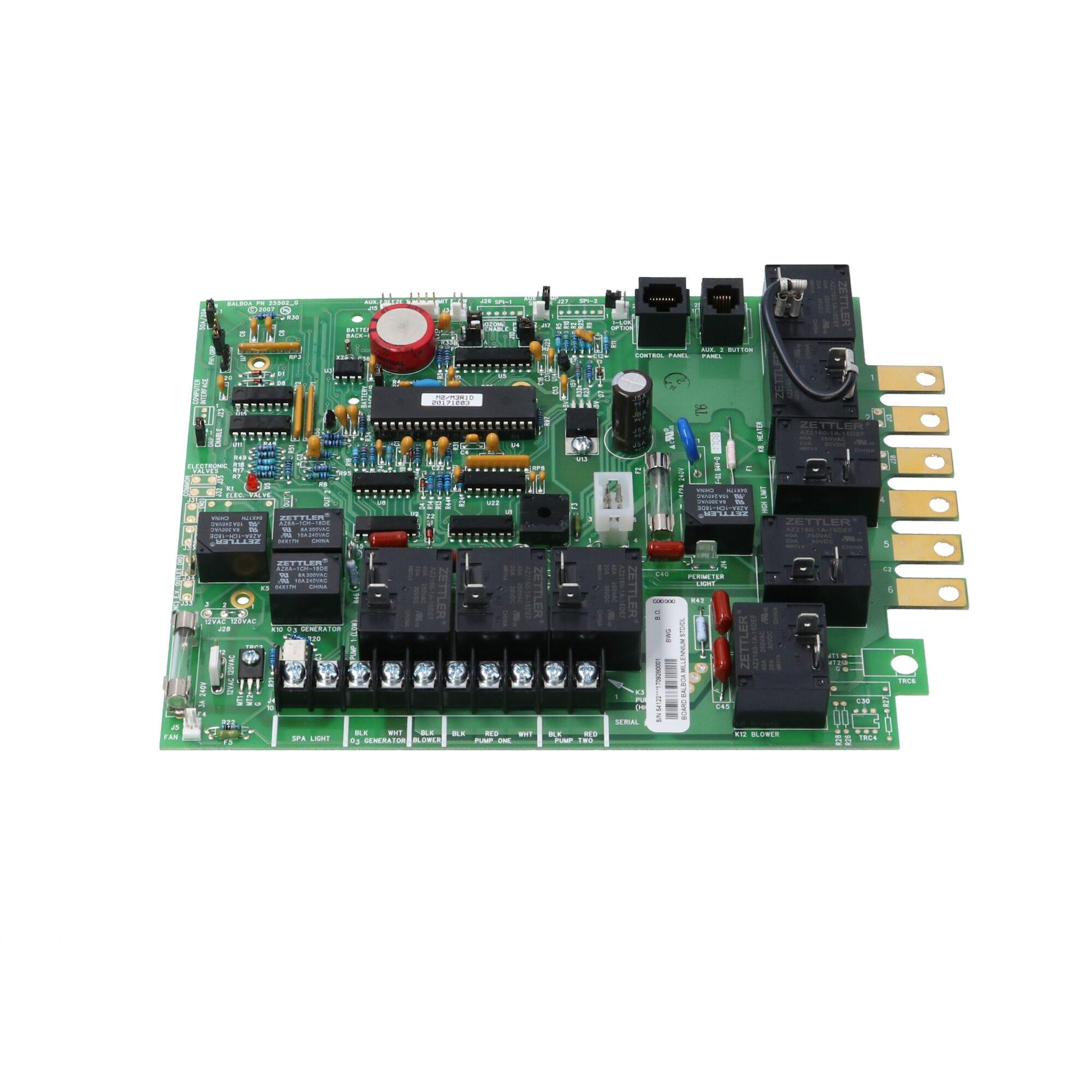 M2  M3 Circuit Board By Balboa