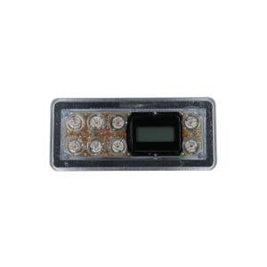 Electronic Keypad 7-Button, LCD, No Overlay
