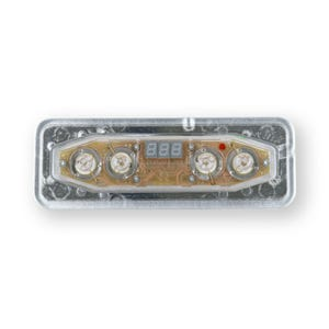 VL403 Electronic Keypad 4-Button, LED, No Overlay