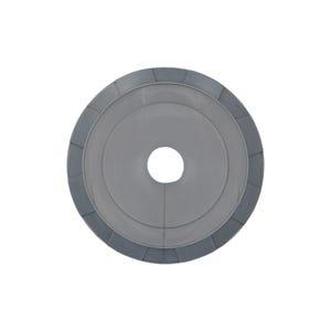 Plumbing Caps/Lids Diverter, Del Sol/Hermosa Model, Gray