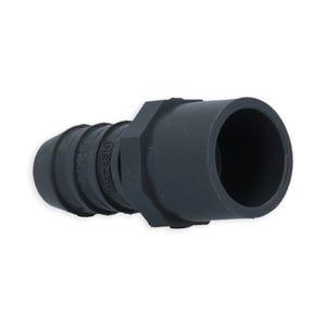 "Waterfall PVC Adapter 3/4""Spg x 3/4""B"