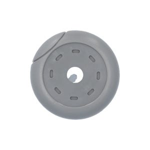 Plumbing Caps/Lids Diverter, Sweetwater, Gray
