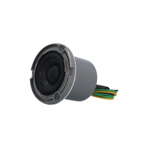 "Aquatic speaker Speaker Assembly, 2"" Diameter"