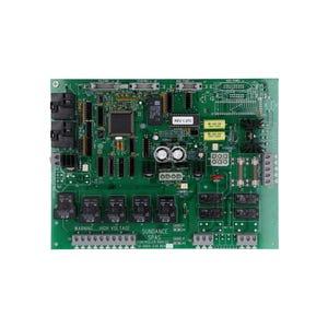 800 Series Circuit Board 1 or 2 Pump, Less Perma Clear, No Circ Pump