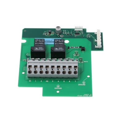 IQ2020 Circuit Board Heater Relay Board, 3 Relays, 2009-Current