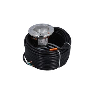 Spa Light 100' Halogen 115V, 100W Equivalent, 100' Cord, Stainless Face, Halogen