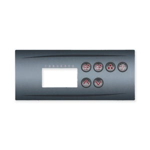 ECO Series Keypad Overlay 6-Button, ECO-3, For 34-0197