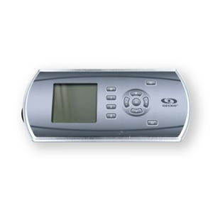 in.k600 Electronic Keypad 11-Button, LCD Interface, w/Overlay
