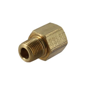 "Pressure Switch Adapter Adapter, 1/8""FIPT x 1/8""MIPT"