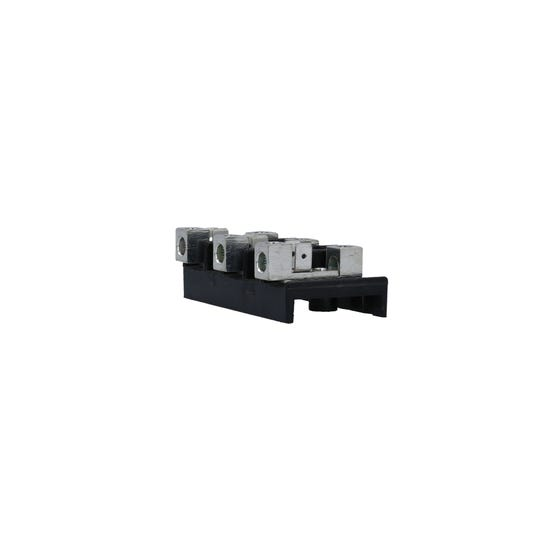 Terminal Block 50 Amp, 3 Positions 8 AWG