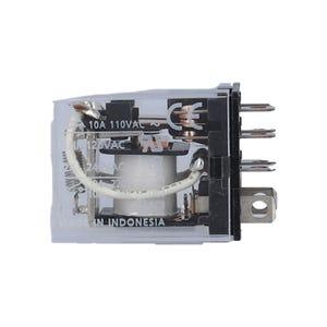 Relay 12VAC, DPDT, 15 Amp