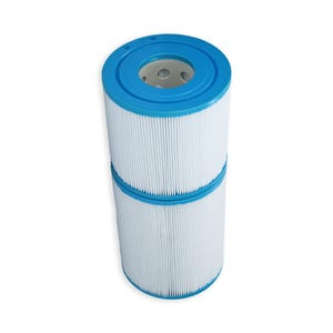"Filter Cartridge Diameter: 4-15/16"", Length: 4-5/8"", 35 sq ft"