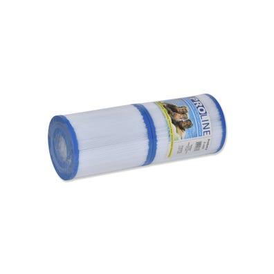 """Filter Cartridge Diameter: 4-15/16"""", Length: 6-5/8"""", 50 sq ft"""