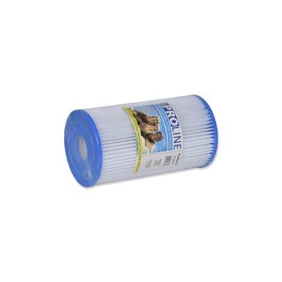 """Filter Cartridge Diameter: 5-3/4"""", Length: 10"""", 15 sq ft"""