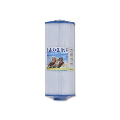 """Filter Cartridge Diameter: 5-3/16"""", Length: 12-1/2"""", 35 sq ft"""