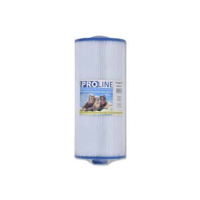 """Filter Cartridge Diameter: 6"""", Length: 13-7/16"""", 50 sq ft"""