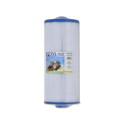 """Filter Cartridge Diameter: 6-3/4"""", Length: 15-1/2"""", 60 sq ft"""