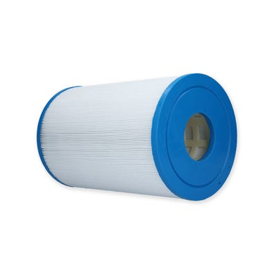"Filter Cartridge Diameter: 7"", Length: 10-3/4"", Top: Handle, Bottom: 2-11/16"" Open, 50 sq ft"