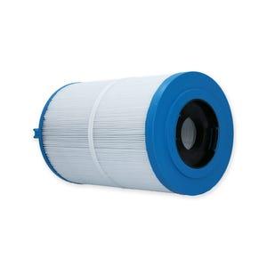 "Filter Cartridge Diameter: 7-1/4"", Length: 10-5/8"", Top: Castle, Bottom: Special ""EZ"" Lock, 75 sq ft"