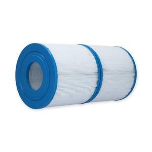 "Filter Cartridge Diameter: 5"", Length: 4-5/8"", Top: 2-1/8"" Open, Bottom: 2-1/8"" Open, 35 sq ft"