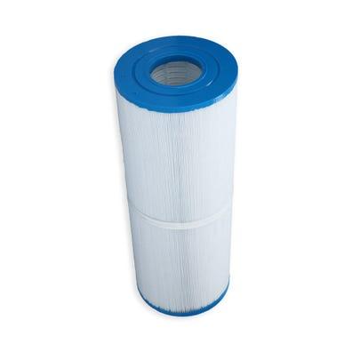 "Filter Cartridge Diameter: 5"", Length: 13-5/16"", Top: 2-1/8"" Open, Bottom: 2-1/8"" Open, 50 sq ft"