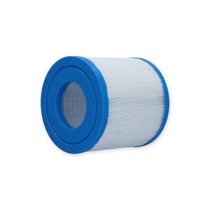 "Filter Cartridge Diameter: 4-1/4"", Length: 4"", Top: 2-1/16"" Open, Bottom: 2-1/16"" Open, 10 sq ft"
