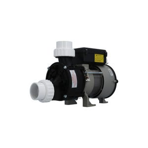 "Bath Pump Complete Front/Top, 1Spd, .75HP, 115V, 7.0A w/Air Switch, 3'NEMA Cord & 1-1/2""Unions"