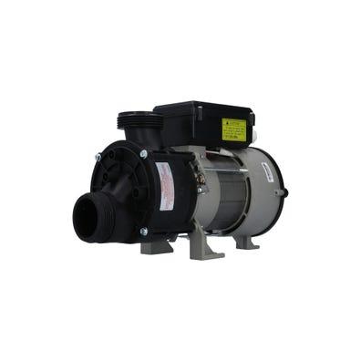 "Bath Pump Complete Front/Top, 1Spd, 1.0HP, 115V, 9.0A w/Air Switch, 3'NEMA Cord & 1-1/2""Unions"