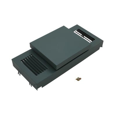 Air System Complete Out Door Top for Versa 055 Heater Use this or 003722 with Versa 55 htr