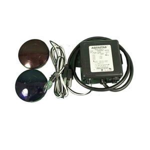 Light Parts 115V-12V, 8' Light Cord, 3' NEMA Cord