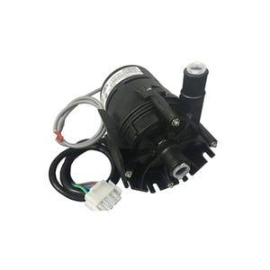 "E10 Circulation Pump 0.025HP, 230V, 3/4"" barb, 1-speed"