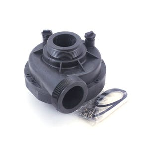 "PIRANHA Bracket/Pump Case 4.5HP, 2""MBT In/Out"