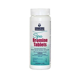 Bromine Water Treatment