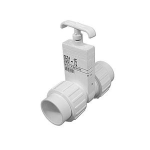 "Slide/Gate Valve 1-1/2""S Union"