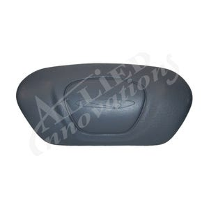 Pillow Reflection, Plug/Pin Style, Graphite Gray