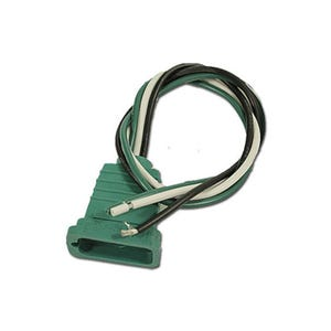 Receptacle Green, 18/3, Accessory